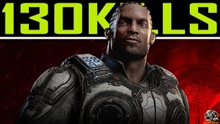 Gears of War Ultimate Edition Gameplay 130 KILLS! (Multiplayer Gameplay)