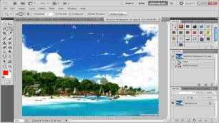 [Adobe Photoshop Tamil Tutorial] - 08. Changing T-Shirt Color