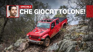 "Jeep Gladiator | Perché un ""gippone"" pick-up è bello"