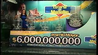 Sorteo de la Lotería de Medellín número 4261 - 13/03/2015