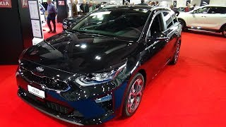 2019 KIA Ceed SW 1.4 T-GDi Style - Exterior and Interior - Auto Zürich Car Show 2018