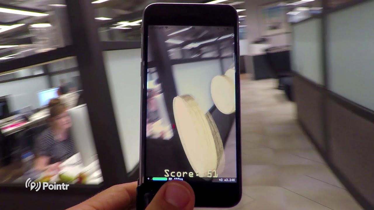 Indoor navigation is augmented reality's killer app  Shame