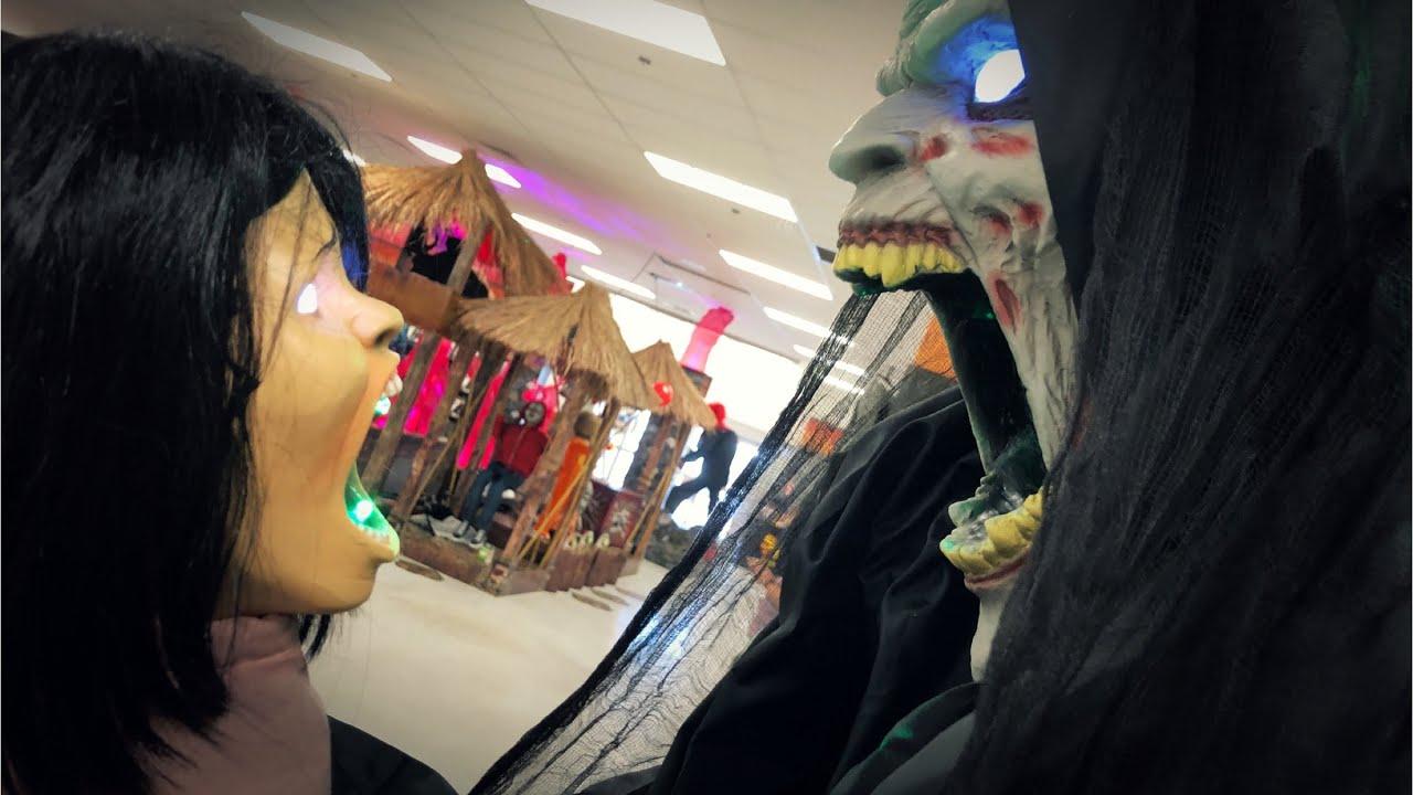 Superstore Halloween 2020 Spirit Halloween 2020 SUPERSTORE Tour   YouTube