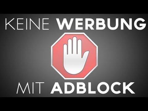 Adblock Plus - Werbung ausblenden