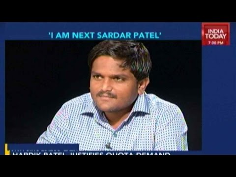 The Exclusive Hardik Patel Interview