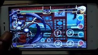 The King Of Fighters 2002 All Mix In Android By Sunny