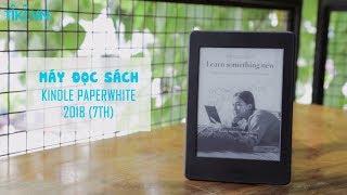 Tiki.vn - Máy Đọc Sách Kindle Paperwhite 2018 (7th)