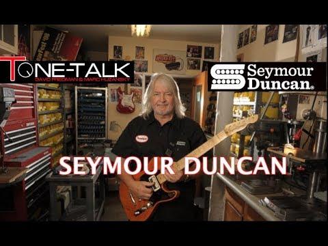 Ep. 21  - Seymour Duncan - Legendary Pickup Manufacturer on Tone Talk!
