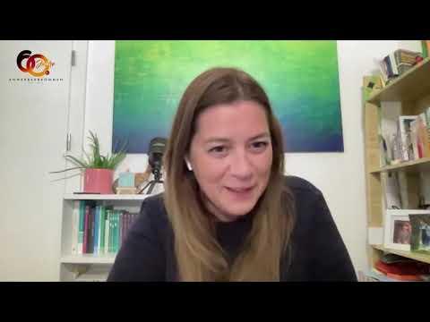Prof. Lale Yıldırım im Gespräch mit Dr. Elif Duygu Cindik-Herbrüggen