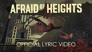Billy Talent - Afraid Of Heights (Official Lyric Video)