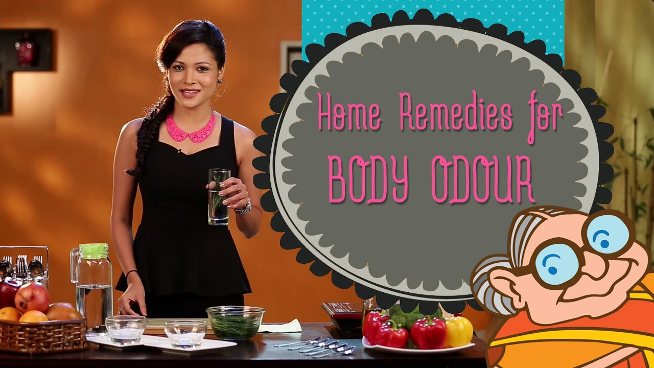 BODY ODOUR - Causes   Prevention   Treatment - Home Remedies To Eliminate  Body Odor