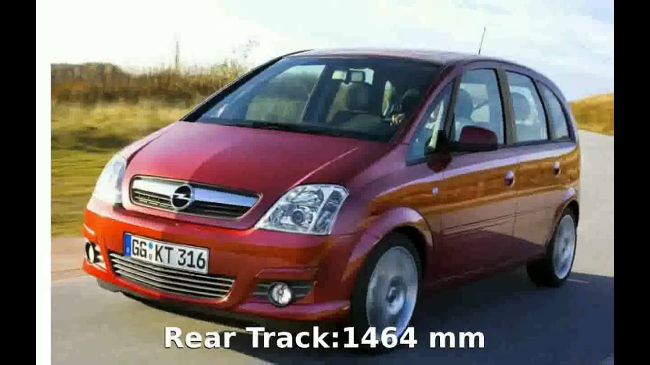 2007 opel meriva opc specification and specs youtube. Black Bedroom Furniture Sets. Home Design Ideas