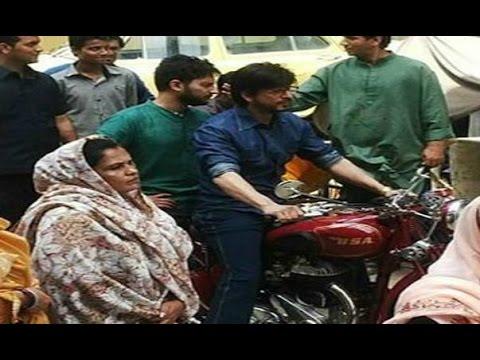 Download Raees | Shahrukh Khan Bike Sequence
