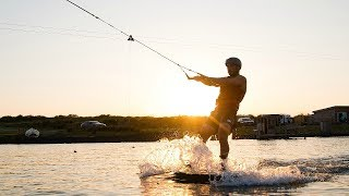 I'm obsessed with Wakeboarding!