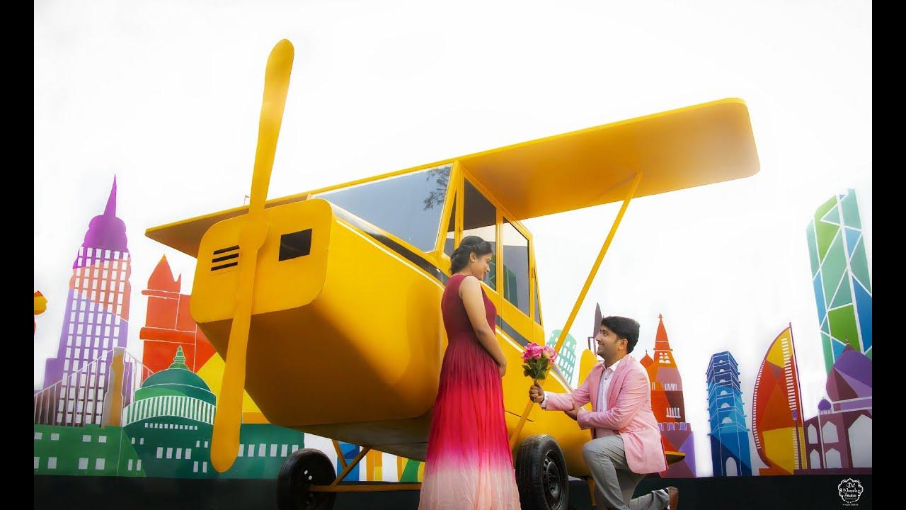 #rohit_got_rich | Da' Momento Studios | Best Pre Wedding Shoot 2020 |  Kaise Hua | Kabir Singh