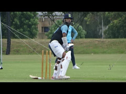Watch: Dhawan gets down to business in Cape Town | India Tour of South Africa