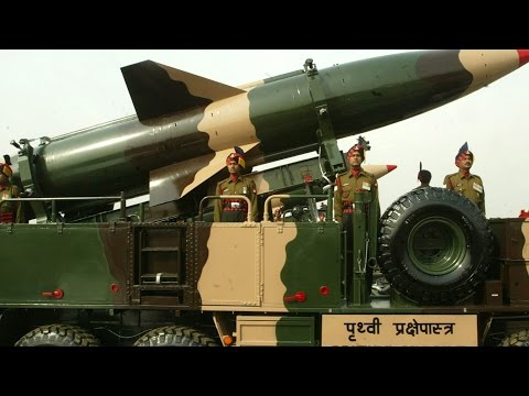 Pakistan tested a submarine-launched nuclear-capable missile