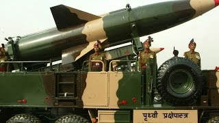 pakistan tested a submarine launched nuclear capable missile