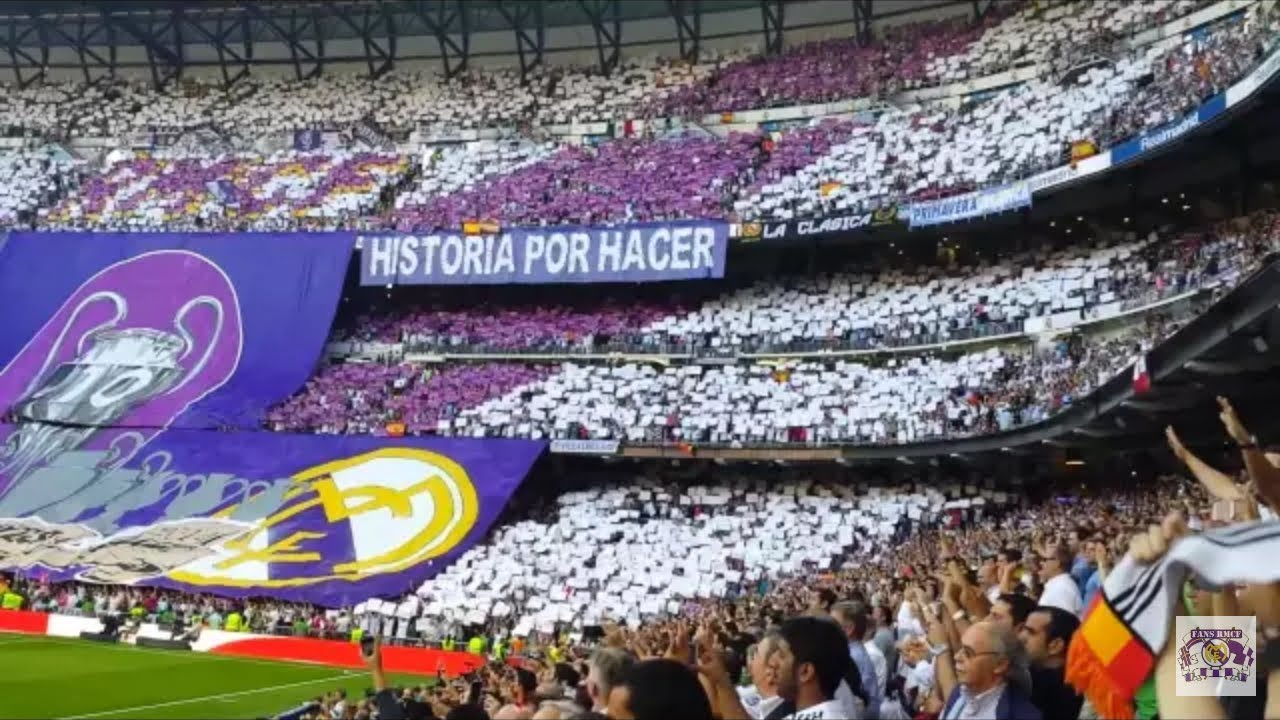 REAL MADRID FANS ARE TOO LOUD •| CREATING EARTHQUAKE INSIDE THE STADIUM •REACTIONS