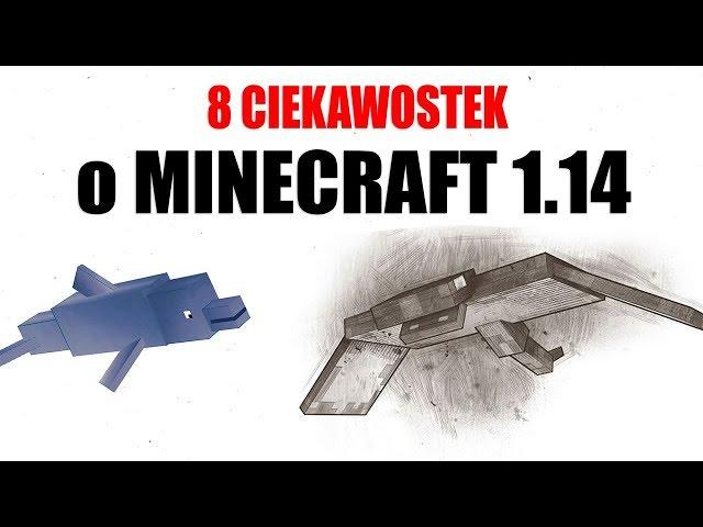 8 Ciekawostek O Minecraft 1 14 Angularplay