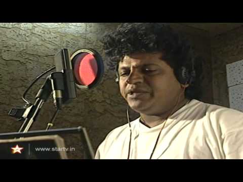 Shivrajkumar's Exclusive Interview in 1996 -Song Recording