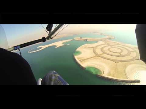 Offener Rundflug Ras Al Khaimah / Dubai / UAE