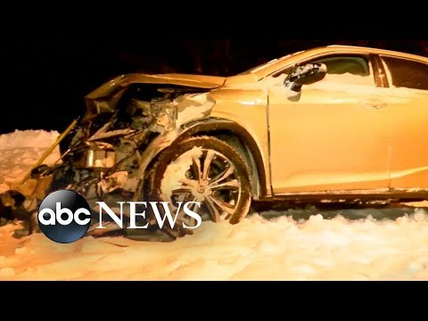 Snow and other weather conditions cause travel headaches