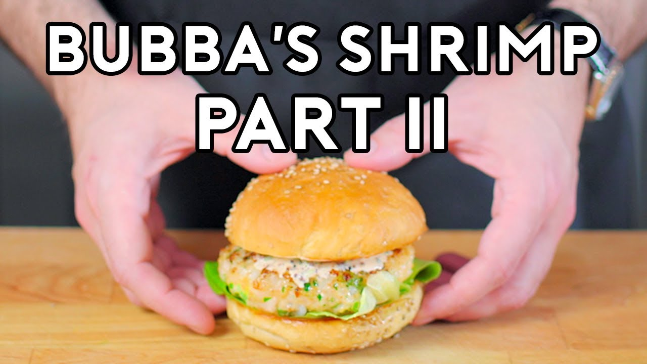 Binging With Babish Shrimp From Forrest Gump Part Ii