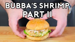 Download Binging with Babish: Shrimp from Forrest Gump Part II Mp3 and Videos
