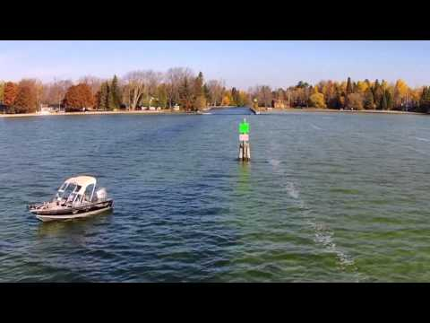 Mullett lake cheboygan county michigan youtube for Mullett lake fishing