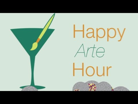 Culture Pass Challenge - Happy Arte Hour at NHCC