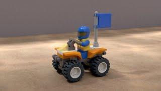 S Build Lego Quad Bike — Rosefloristvacaville
