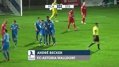 Regionalliga Südwest: Die Torshow zum 17.Spieltag