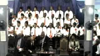 Bethel Apostolic Convocation 2014 Monday Night Elde Richard McDonald