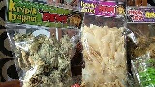 Usaha Olahan Snack Ibu Dewi - Cita Rasanya Gurih & Renyah MP3