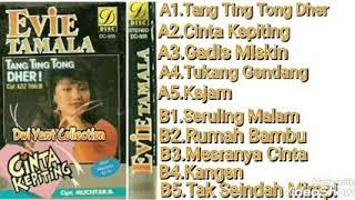 Album Tang Ting Tong Dher Evie Tamala 1988(full album covers malaysia)