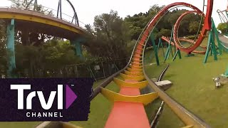 5 Thrilling Roller Coasters Around the World- Travel Channel
