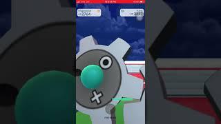 Pokemon Go - Tier 1 Klink Raid w/ 2 players