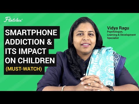 Harmful Effects Of Smart Phones In children (Must Watch)