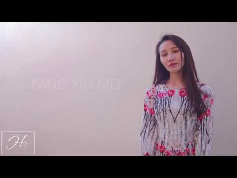 Shanghai based female model Fang Xiu Mei