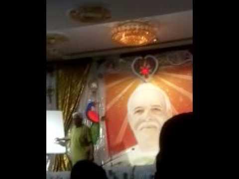 Dr Khader speech 21-08-2016 at Brahma Kumari, Bangalore