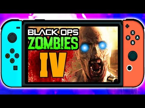 CALL OF DUTY: BLACK OPS 4 ZOMBIES NINTENDO SWITCH! CONFIRMED! |PERSONAL OPINIONS|BLACK OPS 4 ZOMBIES