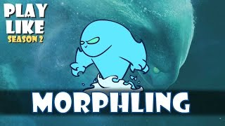 PLAY LIKE MORPHLING (Dota 2 Animation)