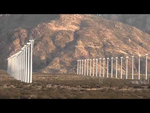 Palm Springs , CA windmills.mp4