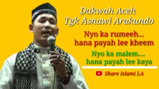 Dakwah tgk asnawi arakundo,,,, memperingati Maulid Nabi Muhammad SAW,,,