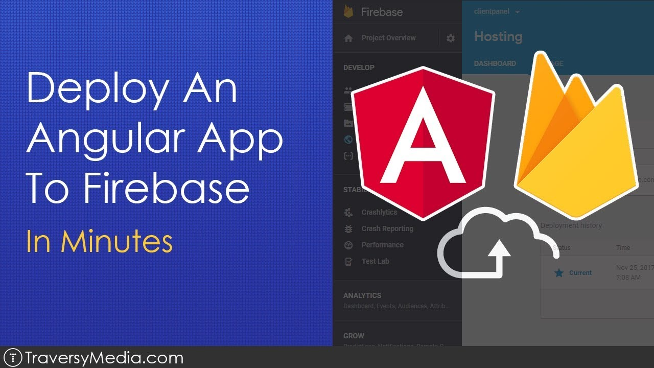 Deploy An Angular App To Firebase In Minutes