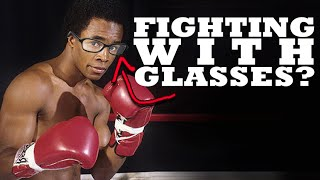 If I Wear Glasses, Can I Fight in Boxing or MMA?