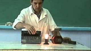 Резонанс в электрической цепи последовательном контуре
