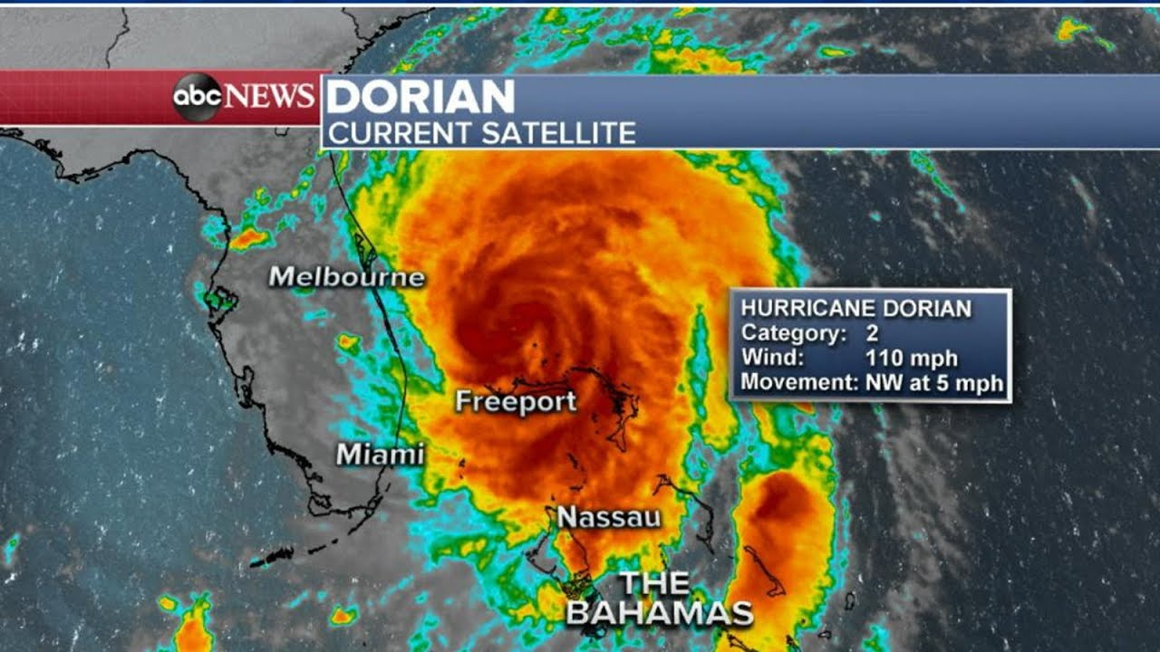 UPDATE- The Debrief: Tracking Hurricane Dorian, Texas shooting spree, deadly boat fire l ABC NEWS