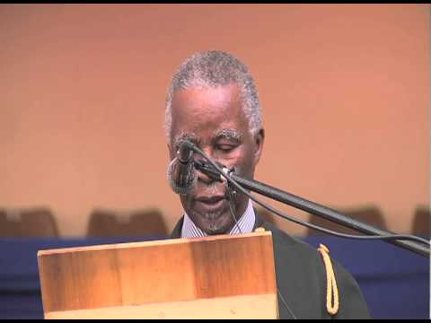 Oliver Tambo Lecture   19 Oct 2012